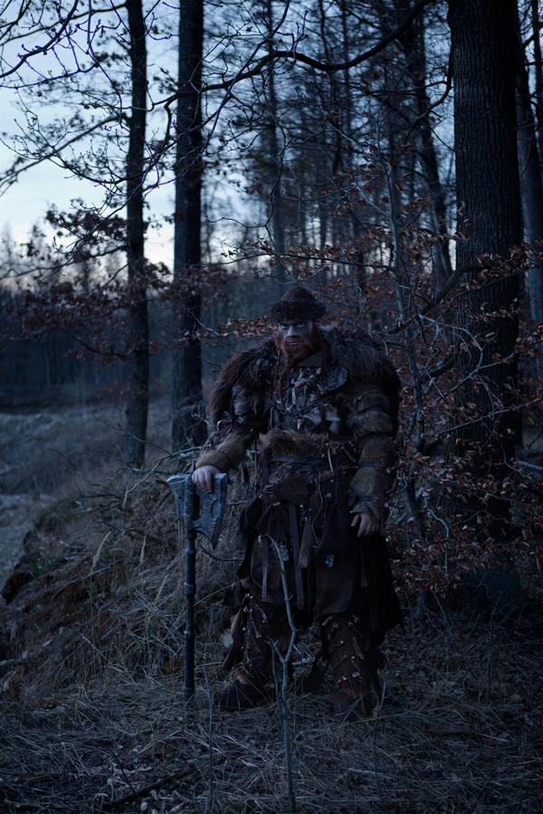 Reinis Hofmanis) из Латвии фотографирует любителей ролевых игр.